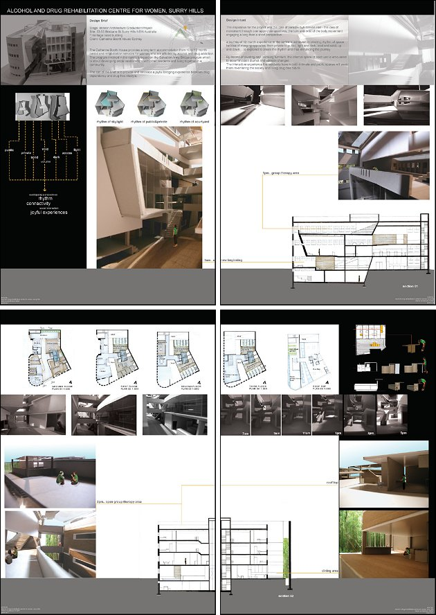 Facility design thesis