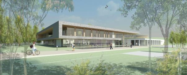 Hampshire Cancer Treatment Centre by BDP