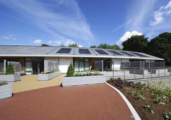 Kirkwood Hospice, Huddersfield