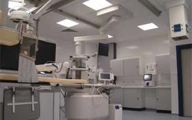 Cardiac Catheter Laboratories, Hammersmith Hospital, London