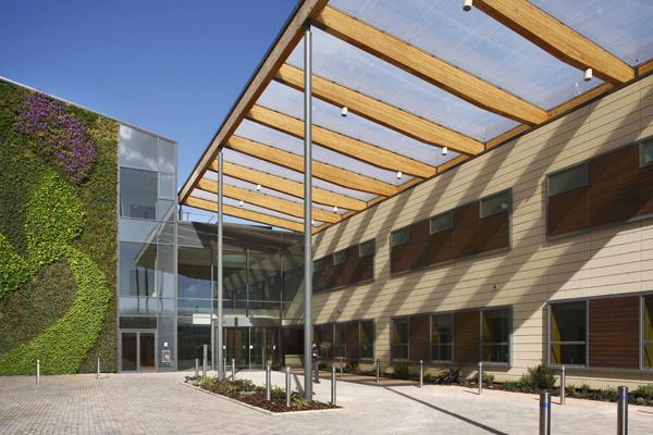 KIMS Entrance External