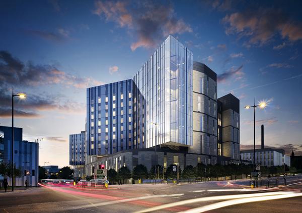 NBBJ Royal Liverpool University Hospital